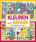 Een kleurboek om te delen 0 - Kleuren met mama
