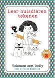 Dollyboekjes 2 Leer huisdieren tekenen 3 stuks