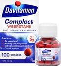 Davitamon Compleet Weerstand - multivitamine en mineralen - 100 dragees