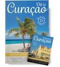 Combideal: Reisgids Dit is Curacao 2018/2019 en Wegenkaart Curacao