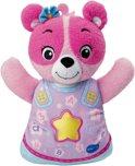 VTech Baby Bedtijd Beertje Roze - Knuffel