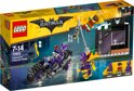 LEGO Batman Movie Catwoman Catcycle Achtervolging - 70902