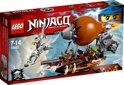 LEGO Ninjago Aanvalszeppelin - 70603