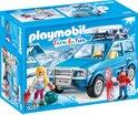 PLAYMOBIL 4x4 met dakkoffer - 9281