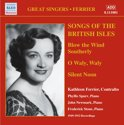 Ferrier:Songs Of The British I