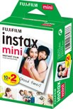 1x2 Fujifilm Instax Film Mini