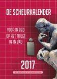 De scheurkalender voor in bed, op het toilet of in bad 2017