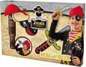 SES Clowny Pirate World- Piraat Mega Box