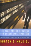 A Random Walk Down Wall Street .  The Time Tested Strategy for Successful Investing