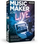 Magix Music Maker 2016 Live - Nederlands
