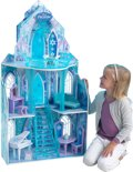 Ice Castle Dollhouse