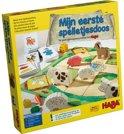 Spel - Mijn eerste spelletjesdoos - De grote spelletjesverzameling van HABA (Nederlands) = Duits 4278 - Frans 4686