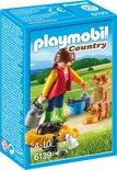 Playmobil Bonte kattenfamilie - 6139