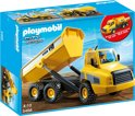 Playmobil Grote kiepwagen - 5468