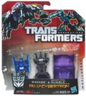Transformers Generations Fall of Cybertron - Ravage & Rumble / Frenzy & Rabat