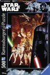 Ravensburger puzzel Het universum van Star Wars - legpuzzel - 500 stukjes