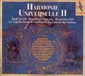 Harmonie Universelle 2001-2004