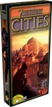 7 Wonders Cities - Uitbreiding - Bordspel