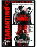 DJANGO UNCHAINED / INGLOURIOUS BASTERDS - DUO PACK