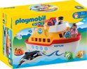 Playmobil 123 Meeneem schip Neptun - 6957