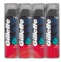 Gillette Classic Regular - 4x200ml - Scheergel