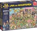 Jan van Haasteren Popfestival - Puzzel 1000 Stukjes