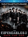 The Expendables 2 (Limited Metal Edition Blu-ray)