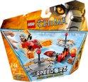 LEGO Chima Schroeiende Zwaarden - 70149