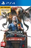 The Witcher 3: Wild Hunt: Blood and Wine - PS4