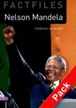 Oxford Bookworms Factfile 4: Nelson Mandela book + audio-cd (1x)