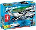 Playmobil Politie Watervliegtuig