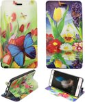 Colorfone PREMIUM Magic 2 Case / Hoesje / Cover voor de Huawei P8 Lite Print 2