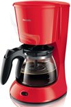 Philips Daily HD7461/40 - Koffiezetapparaat - Rood