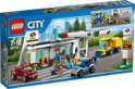 LEGO City Benzinestation - 60132