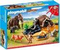 Playmobil 5087 History - Mammoetskelet met LED kampvuur