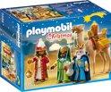 Playmobil koningen met cadeaus - 5589
