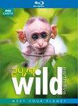 BBC Earth - 24/7 Wild (Blu-ray)