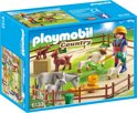 Playmobil Dierenweide  - 6133