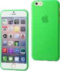 muvit iPhone 6 ThinGel Case - Mint Groen