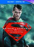 Batman v Superman: Dawn of Justice Ultimate Edition (Blu-ray Digibook)