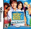 Disney High School Musical 2: Work This Out, NDS
