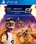 Monster Energy Supercross 2: The Official Videogame - PS4