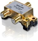Philips SWV4000S - F-Type splitter - Goud
