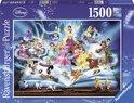 Ravensburger puzzel Disney's magische sprookjesboek - Legpuzzel - 1500 stukjes