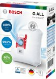 Bosch BBZ41FGALL / VZ41FGALL Stofzuigerzakken Type G All - 4 stuks