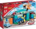 LEGO DUPLO Planes Skippers Vliegschool - 10511