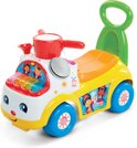 Fisher-Price Little People Music Parade Geel - Loopauto