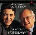 Prokofiev, Shostakovich: Violin Concertos no 1 / Vengerov