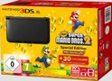 Nintendo 3DS XL, Console (Black) + New Super Mario Bros 2  3DS XL