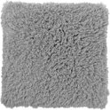 Kussenhoes Daucus 45x45 cm donker grijs